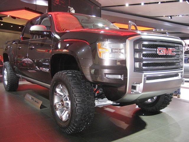 ces fabuleux pickup trucks américains